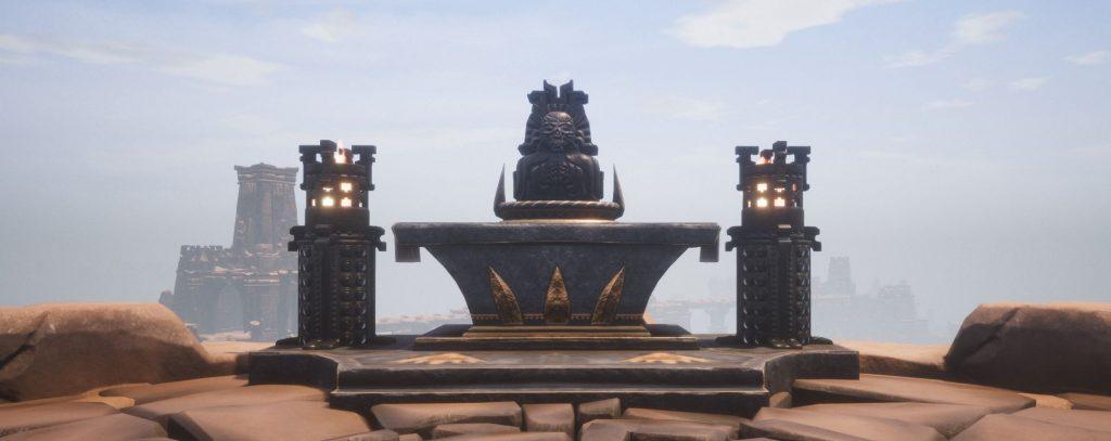 Conan Exiles Altar des Chaosmundes