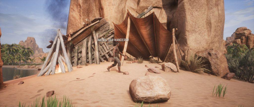 Conan Exiles Arcos der Wanderer Screenshot