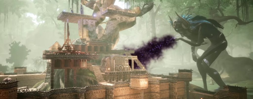 Conan Exiles Derketo greift eine Basis an Titel