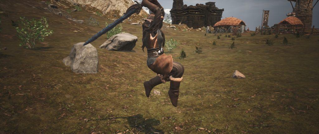 Conan Exiles Großschwert Kampfstil Screenshot