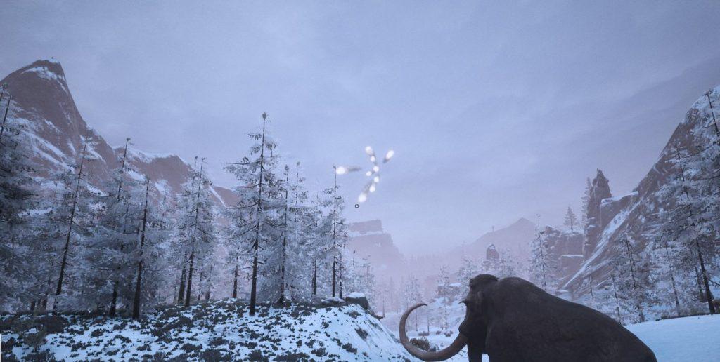Conan Exiles Meteoritenschauer Screenshot