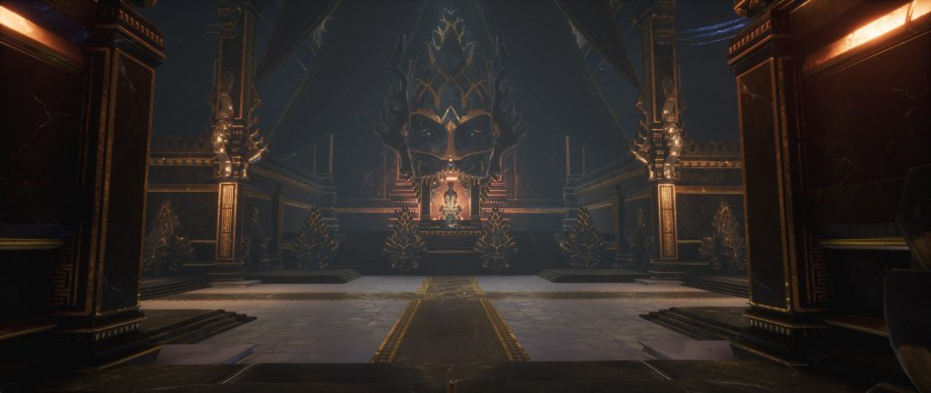 Conan Exiles Palast der Hexenkönigin Screenshot