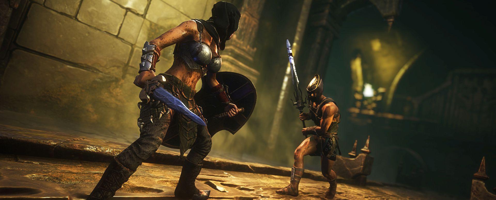 Conan Exiles PvP 1 gegen 1 SpielerTitel Cut