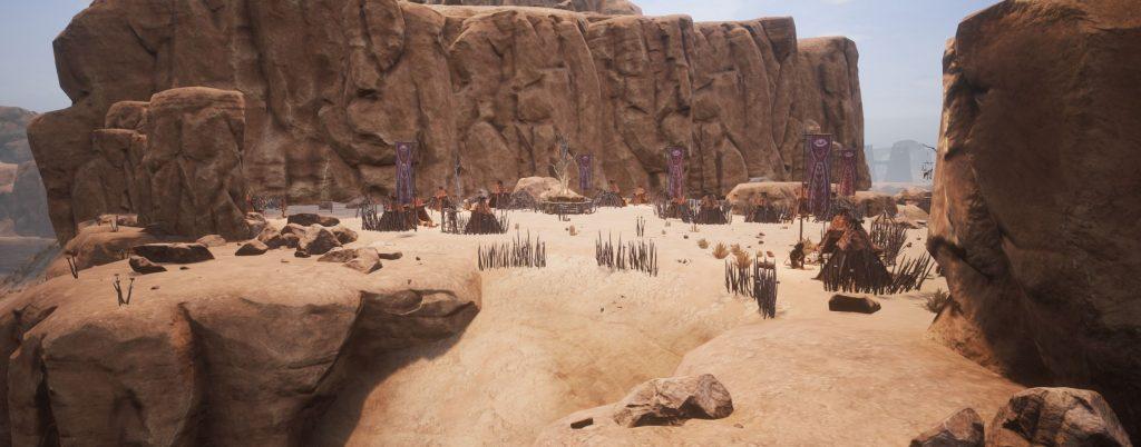 Conan Exiles Screenshot Darfari Lager