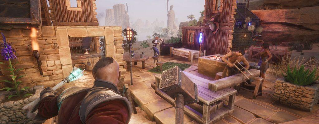 Conan Exiles hat ein neues Update für PS4 und Xbox One – Das steckt drin