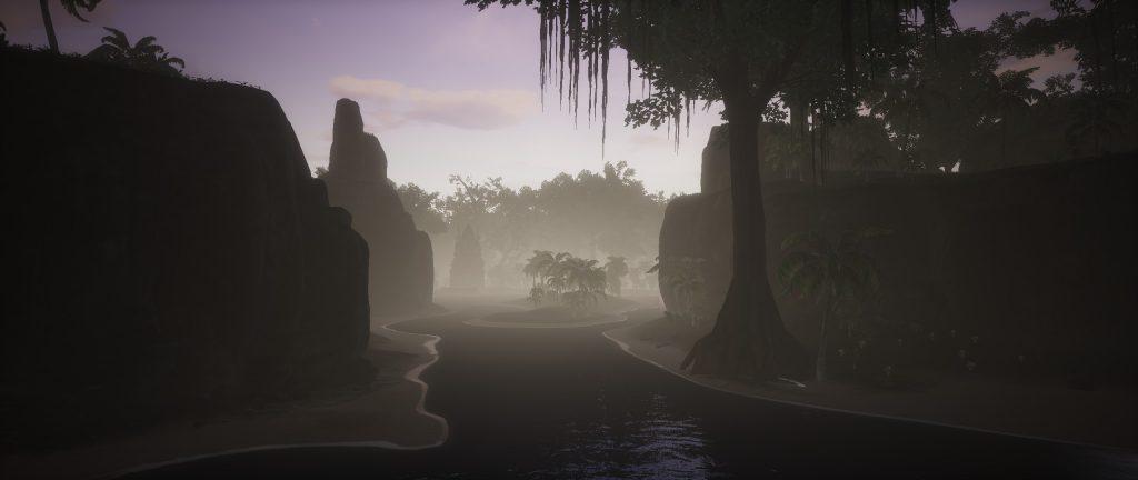 Conan Exiles neues Biom Sumpf Screenshot