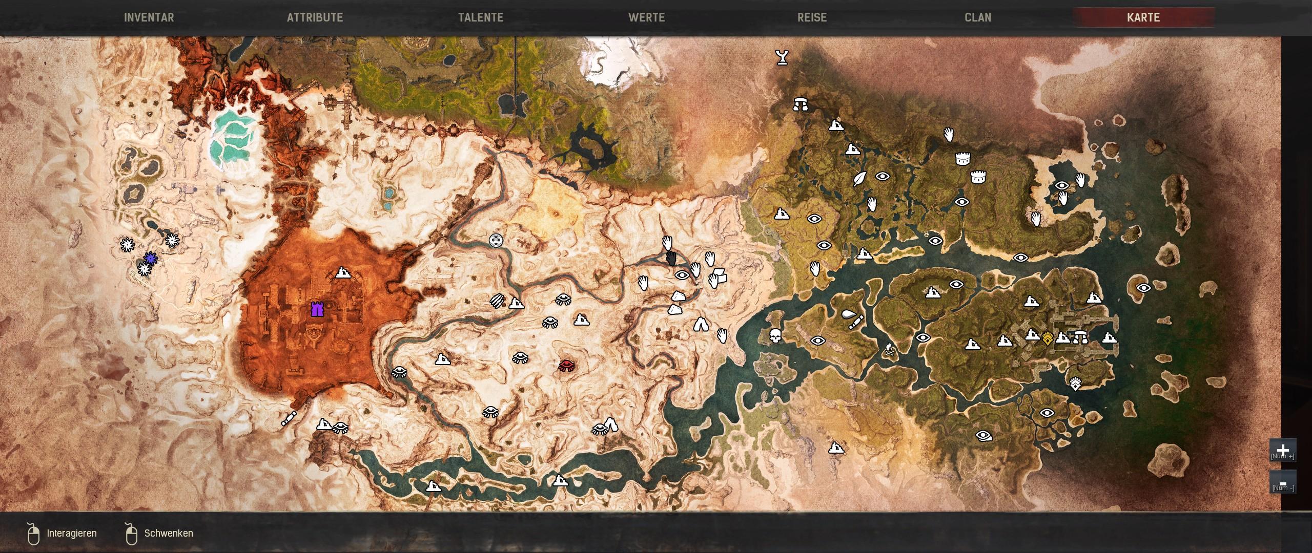 Conan Exiles So Findet Ihr Die Obelisken Karten Und Standorte