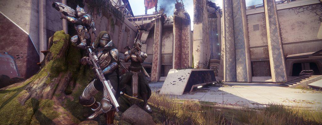Destiny 2 bringt mit dem Mai-Eisenbanner eine beliebte PvP-Map zurück