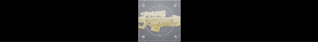 Destiny 2 Black Spindle Masterwork