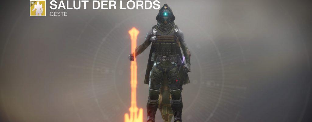 Destiny 2: Es gibt eine besondere Eisenbanner-Geste, sie kostet 10€