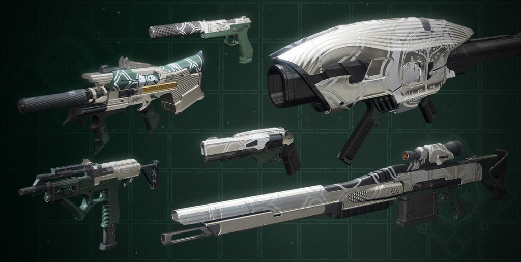 Destiny 2 IB_Weapons Mai