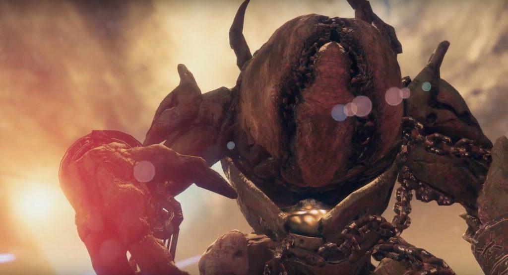 Destiny 2 Kiregsgeist Oger
