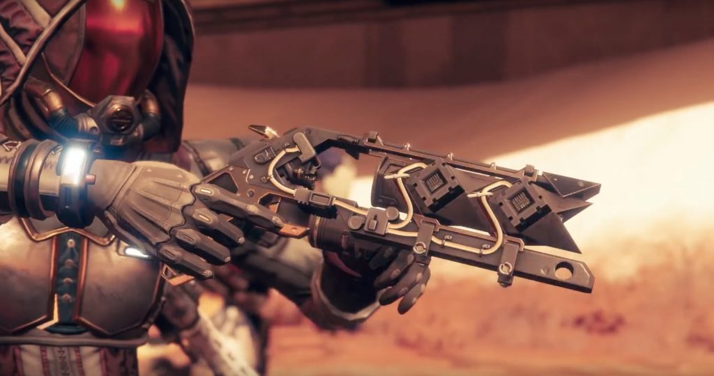 Destiny 2 Kriegsgeist Handfeuerwaffe