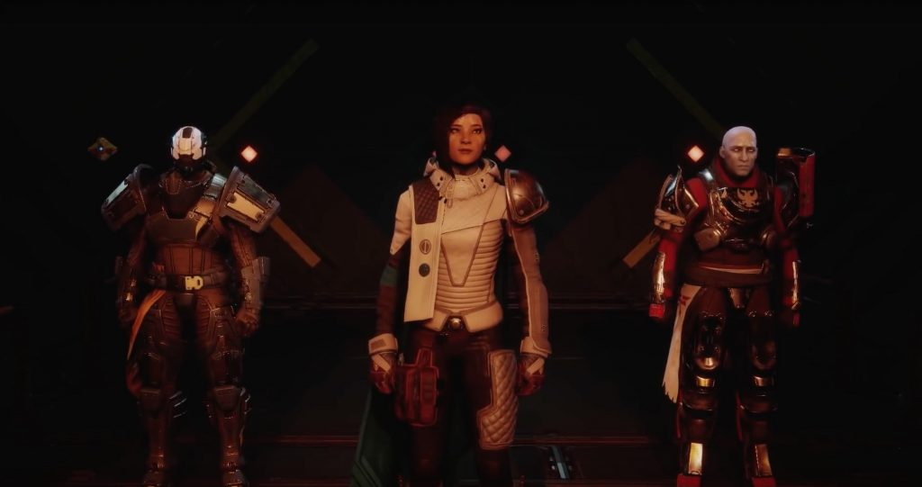Destiny 2 Kriegsgeist Zavala Bray