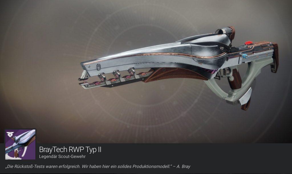 Destiny 2 Lanze Prototyp