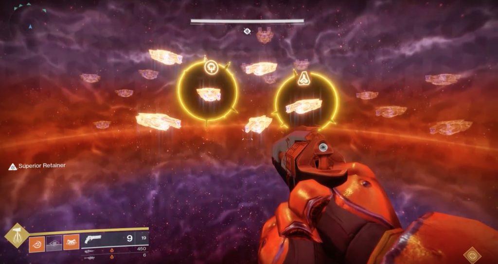Destiny 2 Sternenschleuse 2 Ships