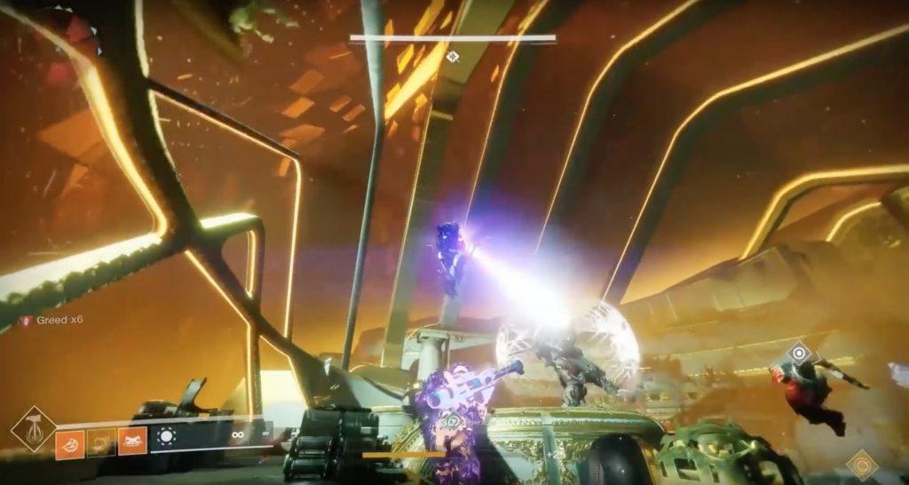 Destiny 2 Sternenschleuse Calus