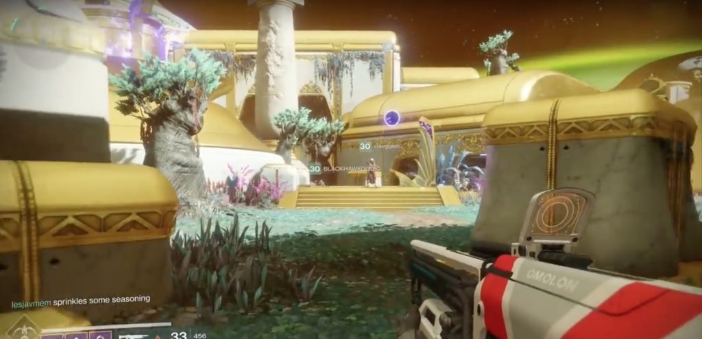 Destiny 2 Sternenschleuse Kugelwurf