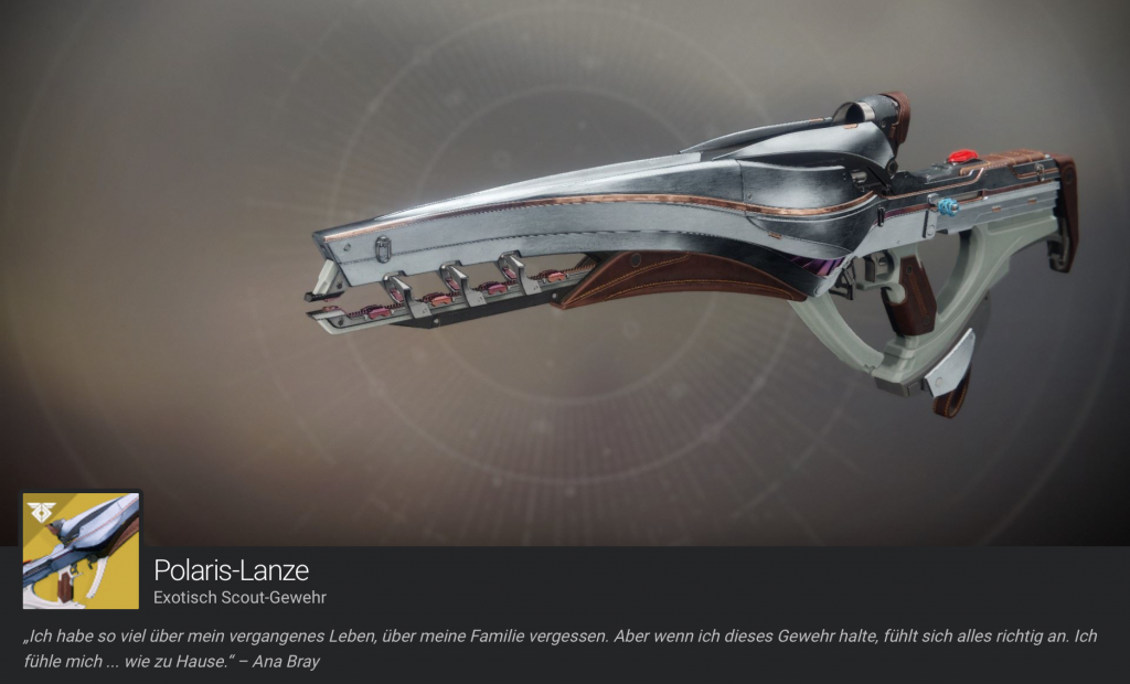Destiny 2 polaris lanze db
