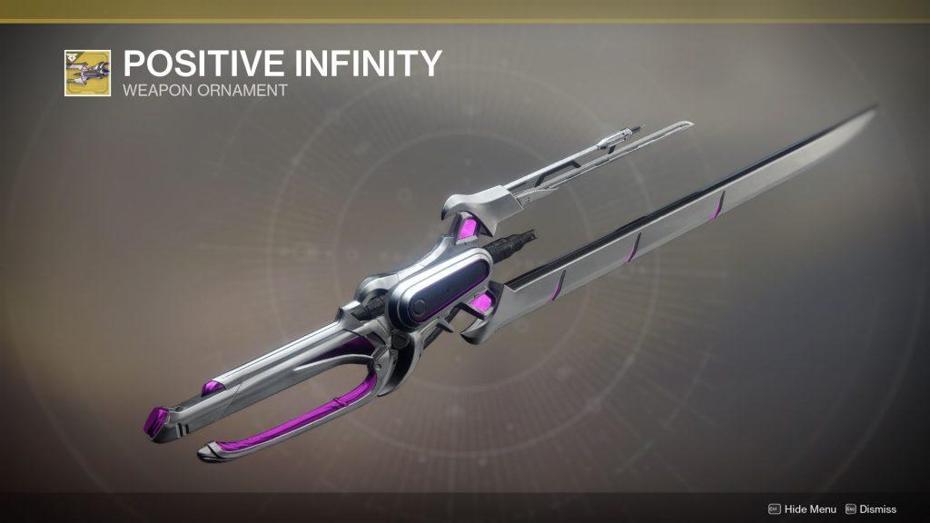 Destiny 2 worldline zero ornament