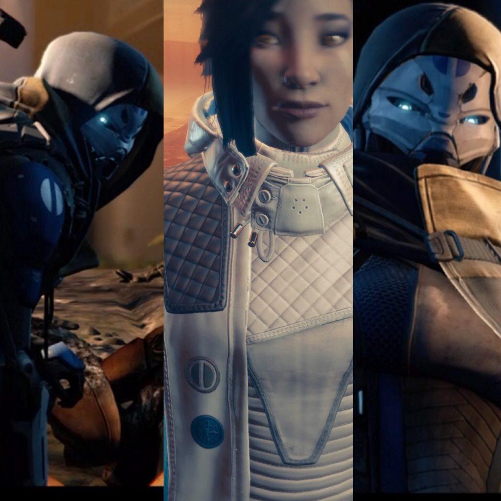 Destiny 2 Ana Bray Stanger