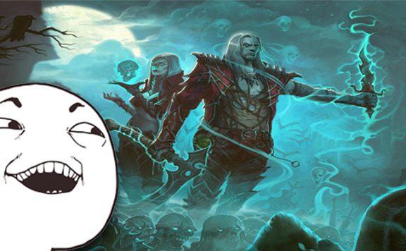 Diablo 3 Titel Meme