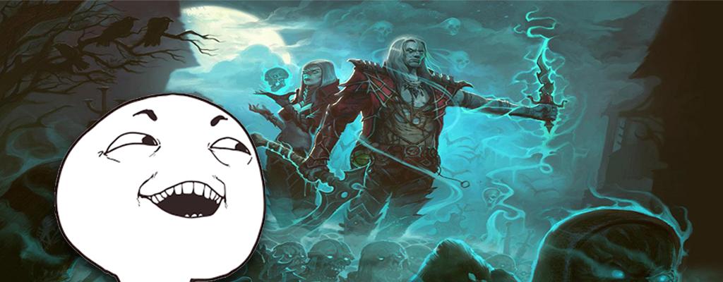 Diablo 3 Patch 2.6.1a fällt klein aus, Spieler nehmen es mit Humor