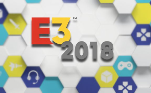 E3 2018 Titel