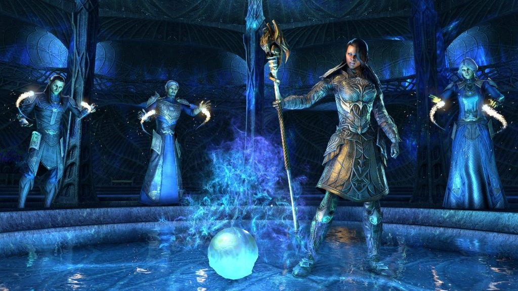 ESO Summerset Join Psijic 2