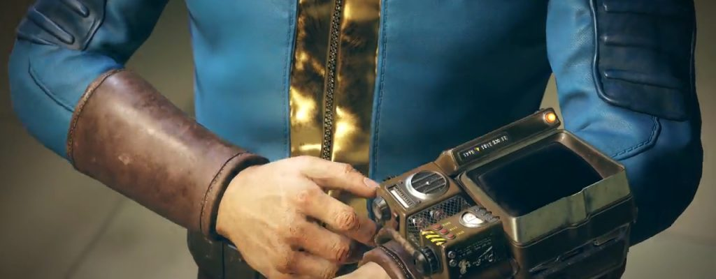 Fallout 76: Fans sammeln jeden Hinweis, bauen in Kleinstarbeit eine Map