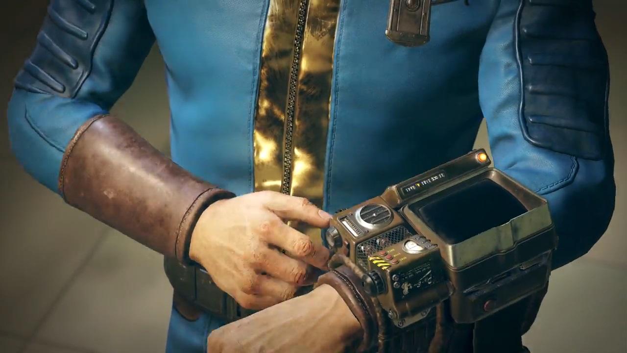 Fallout76-Armband
