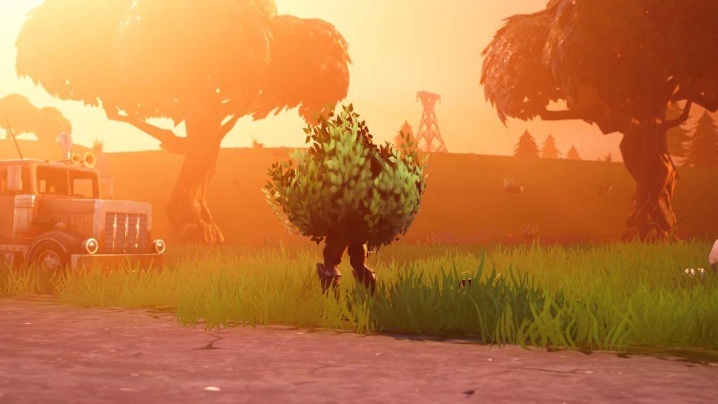 Fortnite-Bush