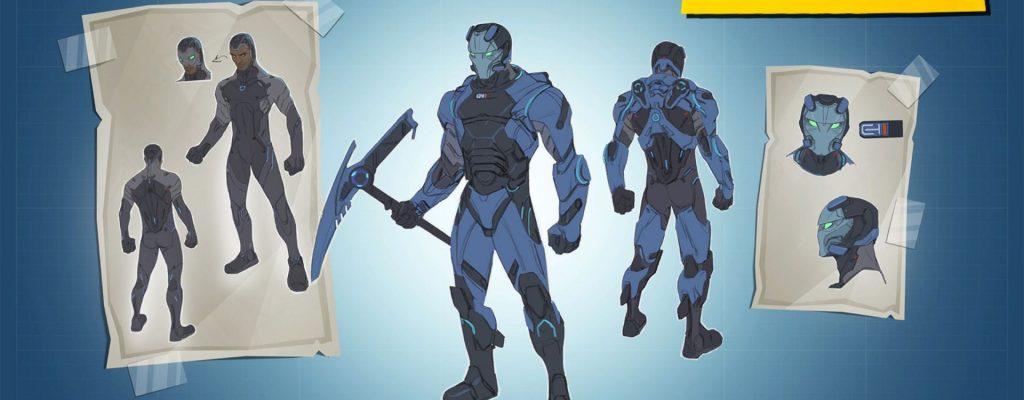 Fortnite: Omega Skin – So schaltet Ihr ihn frei und levelt ihn auf