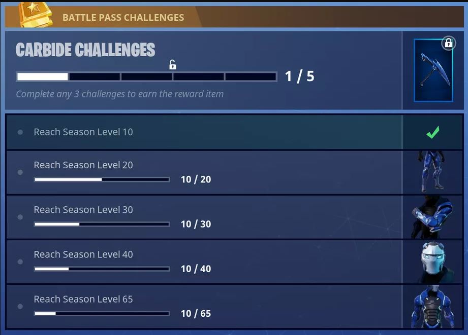 Fortnite-Carbide-Challenge