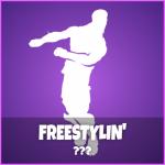 Fortnite-Freestylin