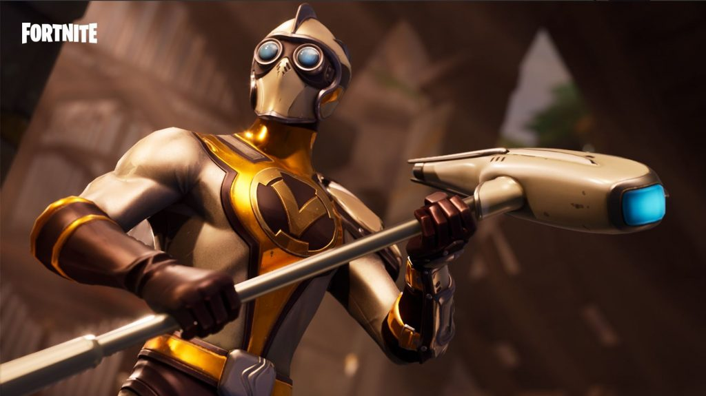Fortnite-Golden