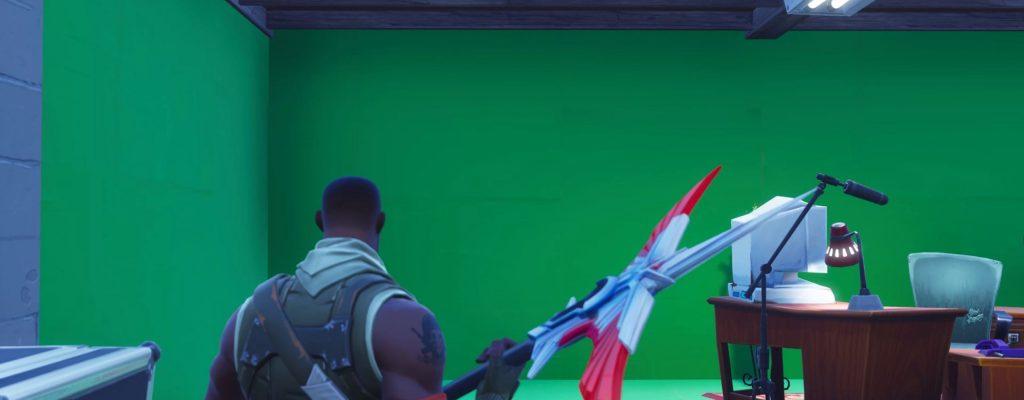 In Fortnite gibt's nun Green-Screens und Fans drehen damit irre Filme!