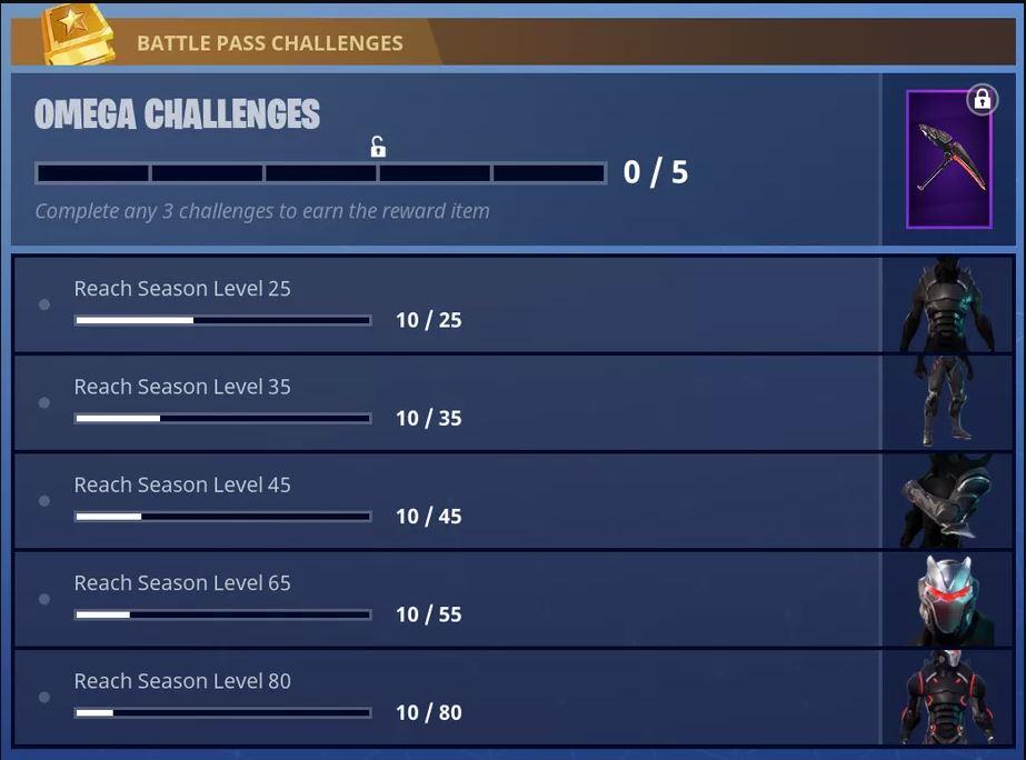 Fortnite-Omega-Challenge
