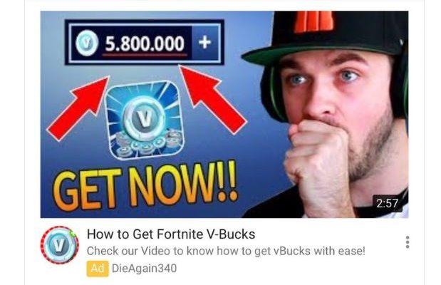 how to get free v bucks in fortnite hack