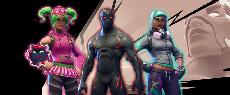 Fortnite Season 4 Skins – Im Battle Pass gibt's Outfits, Emotes und Bling