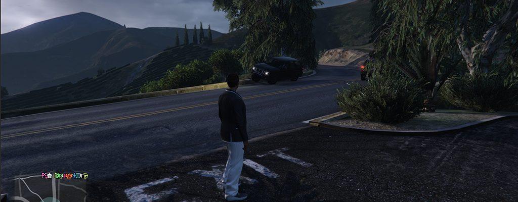 GTA 5 Online Kurve Gaffen