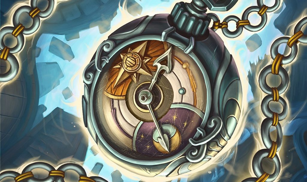Hearthstone Double Time Artwork