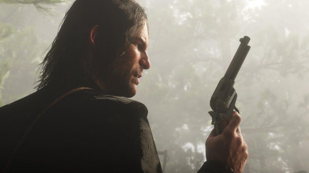 Red Dead Redemption John Marston 2