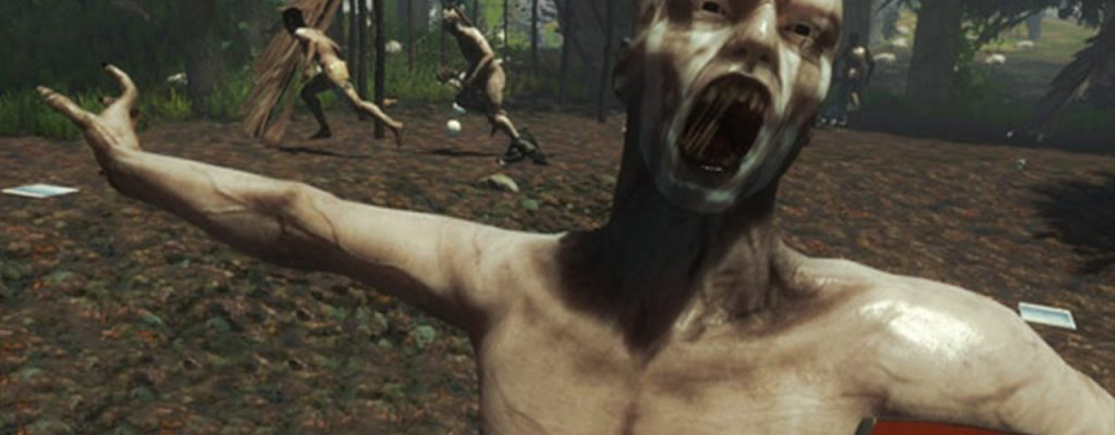 "Horror-Survival-Multiplayer ""The Forest"" feiert Release mit Launch-Trailer"