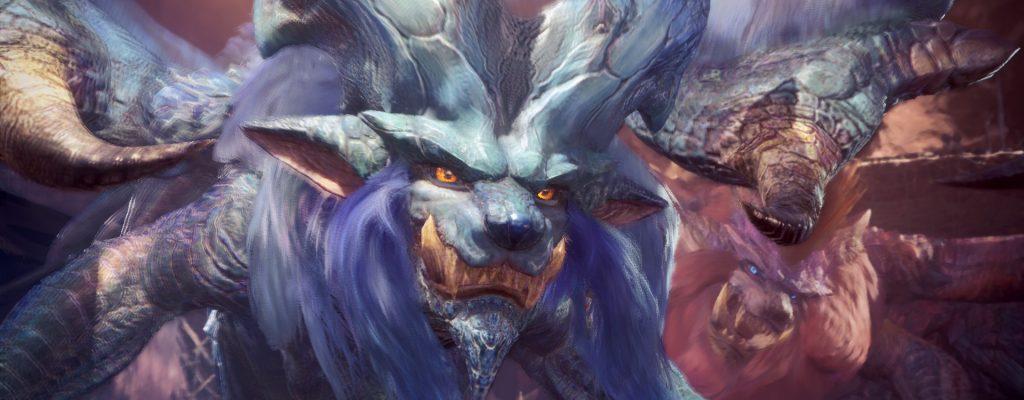 Monster Hunter World: Neues Update 4.0 bringt Drachenälteste Lunastra