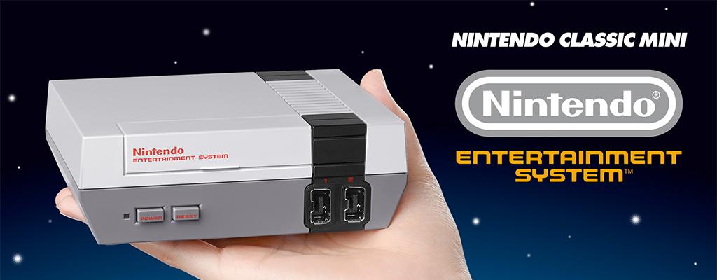 Nintendo Classic Mini bei MediaMarkt für 69,99 Euro vorbestellen
