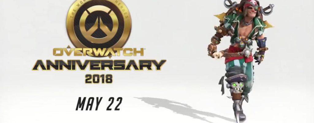 Overwatch Anniversary Event bringt 11 neue Skins & alte Brawls