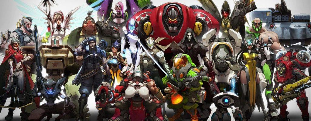 Schaut Euch die Jetpack-Katze und andere irre Overwatch-Helden an