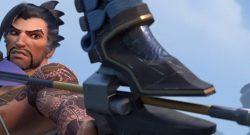 Overwatch Hanzo Cinematic Screenshot Titel