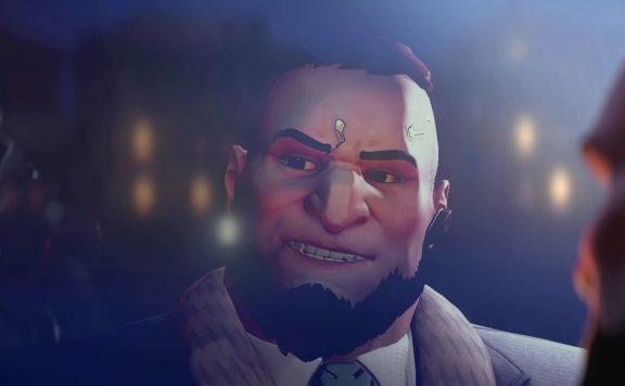 Overwatch Retribution Screenshot Dr Nachareon Fragezeichen titel